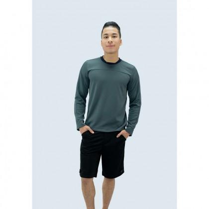 Amnig Men Long Sleeve Pullover
