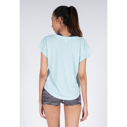 Amnig Women Active Crop Top