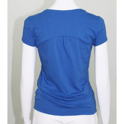 Amnig Women Cotton Slim Fit Tee