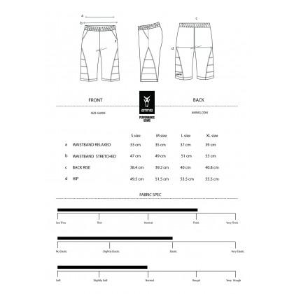 Amnig Men Energy Training Shorts