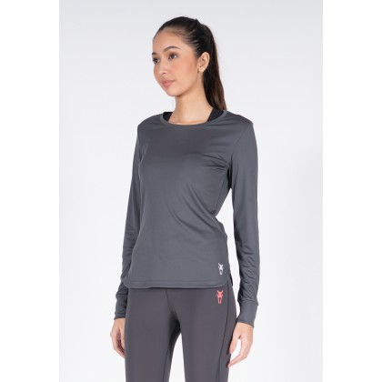 Amnig Women Running Long Sleeve Top