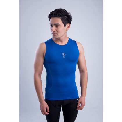 Amnig Men Fury Compression Sleeveless Top