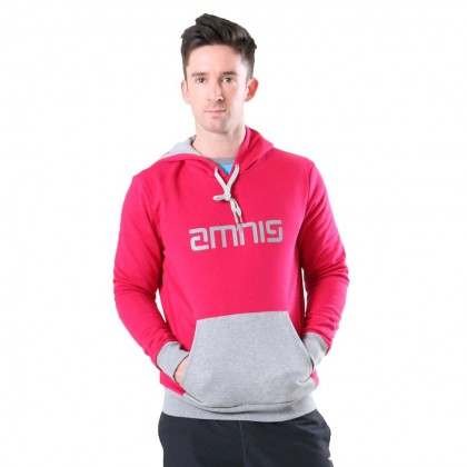 Amnig Men Logo Hoodies