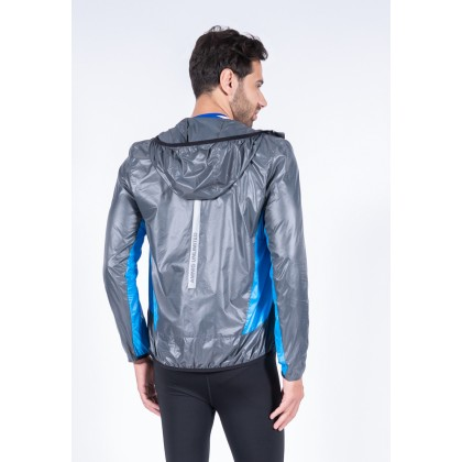 Amnig Men Running Spray Jacket