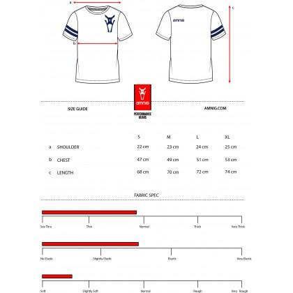 Amnig Men Core T Shirt