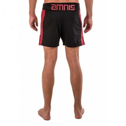 """Amnig Men Side Panel 15"""" Fighter Shorts"""