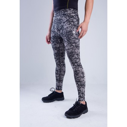 Amnig Men Energy Compression Long Pants