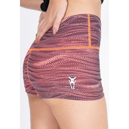 Amnig Women Active Short Tight