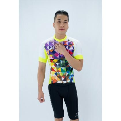 Amnig Unisex Ugly Cycling Jersey