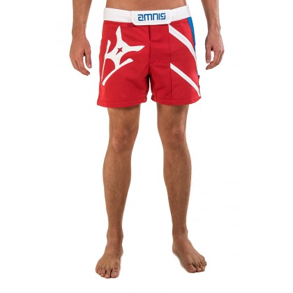 "Amnig Men Performance 15"" Fighter Shorts"