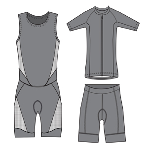 Men's Cycling & Trisuits